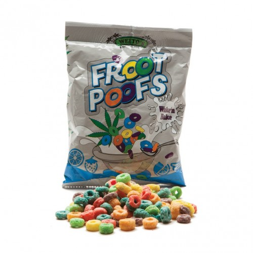 Froot Poofs, 150mg Logo