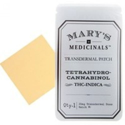 Transdermal Patch - THC Indica
