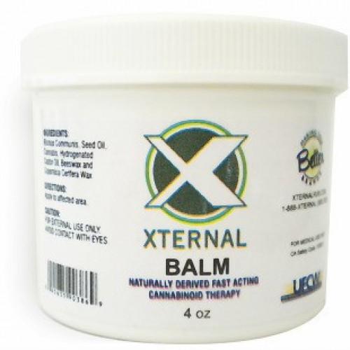 Xternal Balm - 4 oz