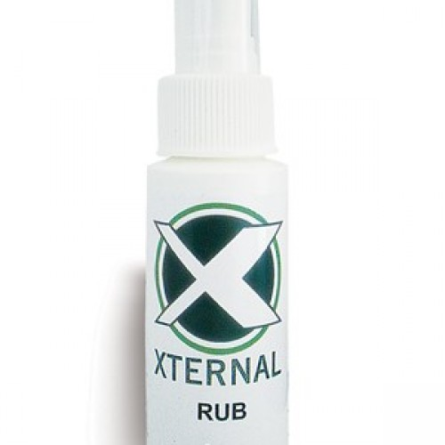 Xternal Spray / Rub - 8 oz